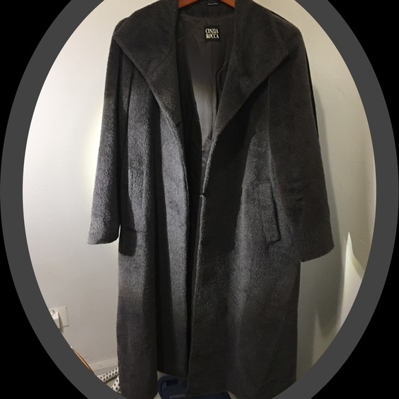 e60d42ca9bc78c Jackets & Coats   Cinzia Rocca Piacenza Baby Llma Coat   Poshmark